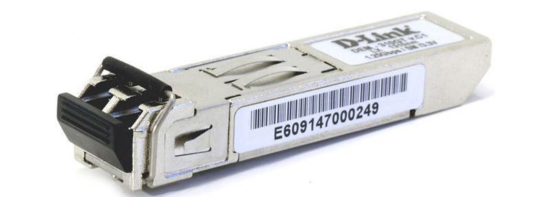 SFP-трансивер D-Link DEM-310GT/A1A SFP-трансивер с 1 портом 1000Base-LX для одномодового оптического кабеля (до 10 км) аксессуар набор наконечников wacom wac ack 20501 cs 100 110 120 130 200 for bamboo stylus