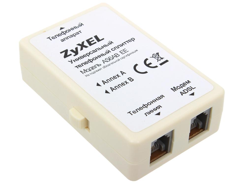 Сплиттер Zyxel ADSL AS 6 EE (Annex A + B) велосипед haro annex pro xl 2014