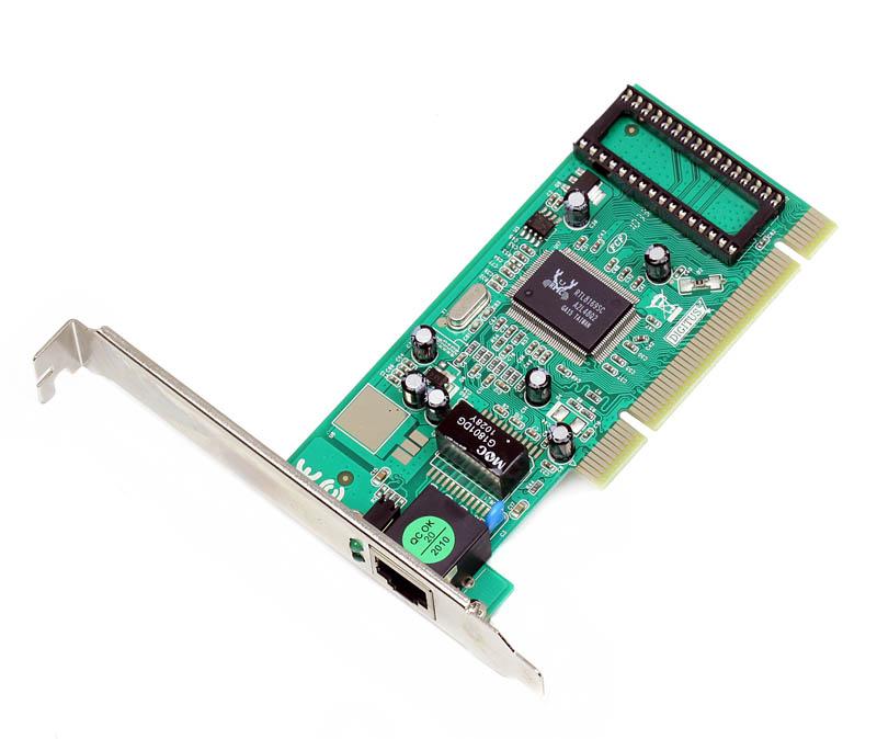 Сетевой адаптер Digitus DN-1011-1  Сетевой адаптер 1000Мбит/сек PCI