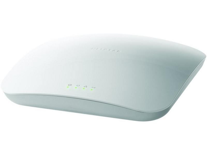 Точка доступа Netgear WNAP320-100PES ProSafe™ Access point 802.11n 300 Mbps with internal and optional external antennas (1 LAN port