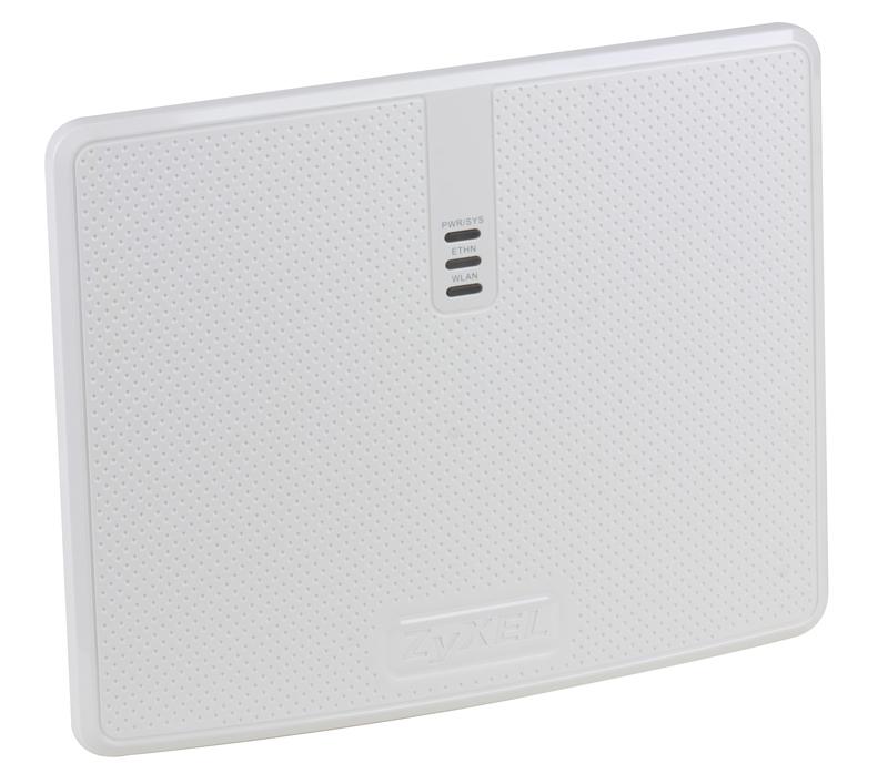Точка доступа ZyXEL NWA5160N (SINGLE) Управляемая точка доступа Wi-Fi 802.11a/g/n для контроллера NXC5200