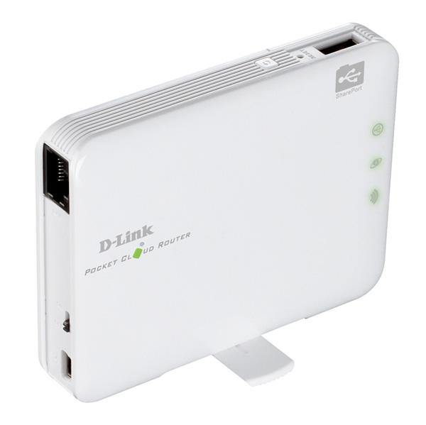 Беспроводной маршрутизатор D-Link DIR-506L Беспроводной облачный портативный маршрутизатор N150