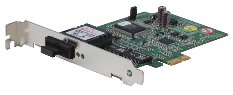 Сетевой адаптер Trendnet TEG-ECSX TEG-ECSX - Оптоволоконный многомодовый 1000Base SX адаптер с интерфейсом PCI-Express trendnet teg s2400i