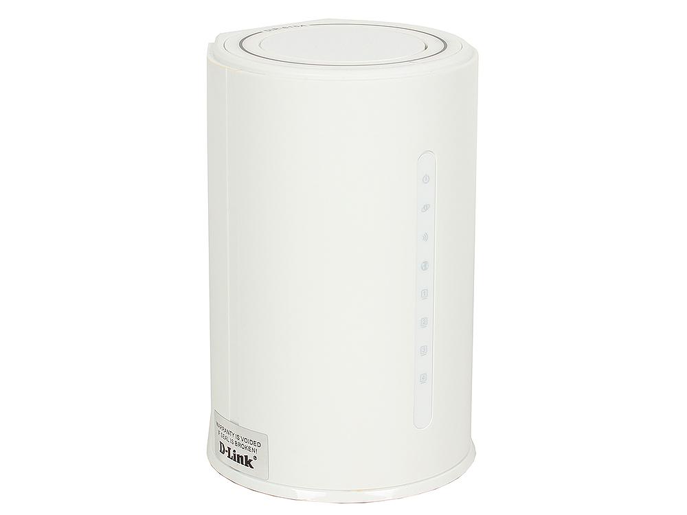 Маршрутизатор D-Link DIR-615A/A1A Беспроводной 2,4 ГГц (802.11n) 4-х портовый маршрутизатор, до 300 Мбит/с