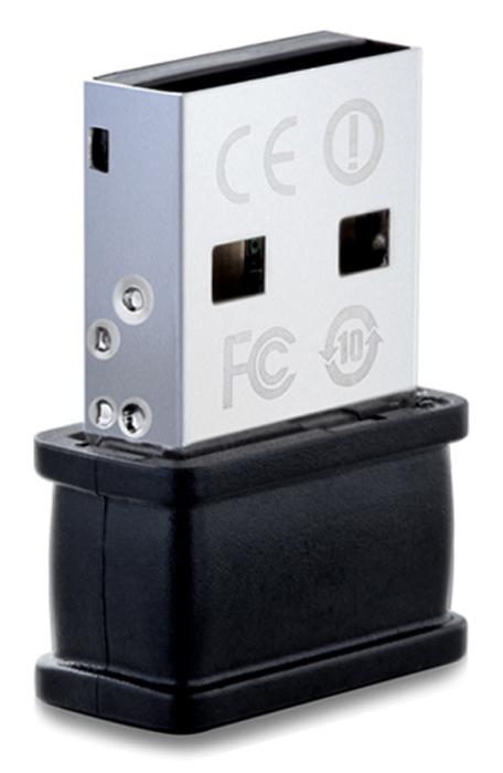 Беспроводной Wi-Fi адаптер Tenda W311MI 802.11bgn, 150Mbps, 2.4GHz, USB wi fi адаптер tenda u12