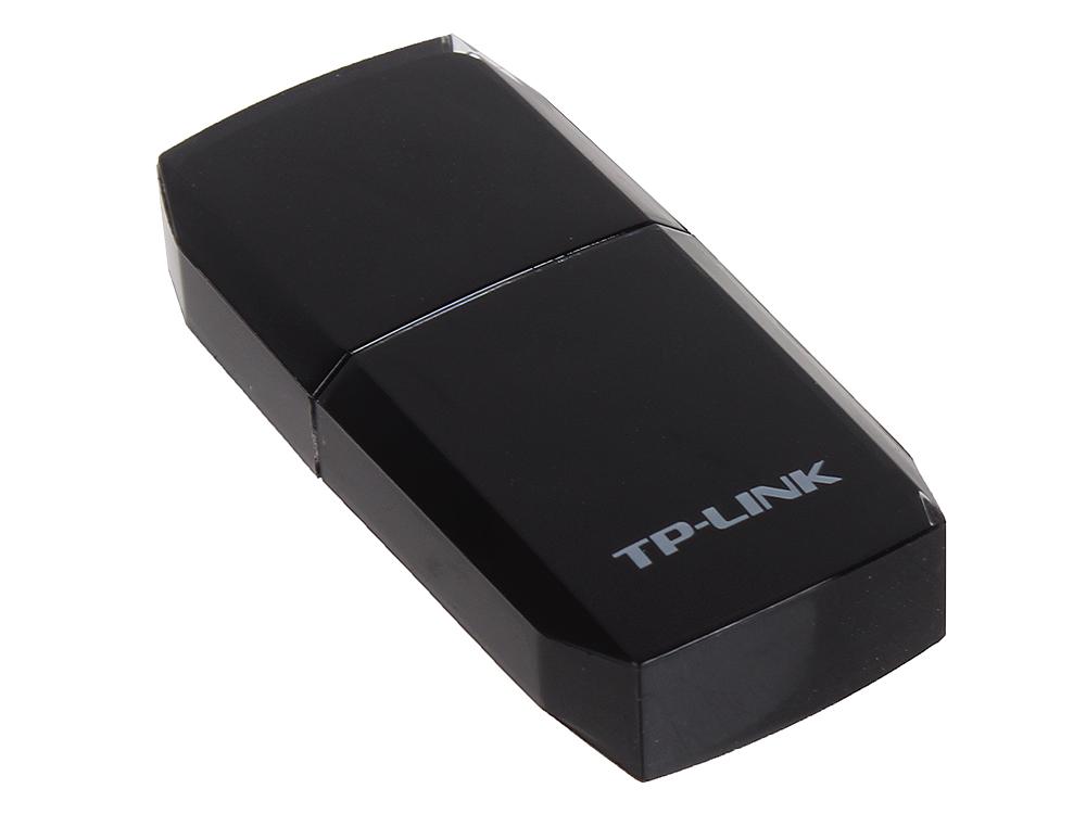 Адаптер TP-LINK Archer T2U AC600 Беспроводной двухдиапазонный сетевой USB-адаптер