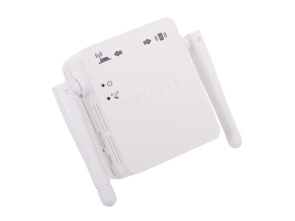 Универсальный повторитель беспроводного сигнала Netgear WN3000RP-200PES 802.11n 300 Мбит/с, 1 LAN-порт