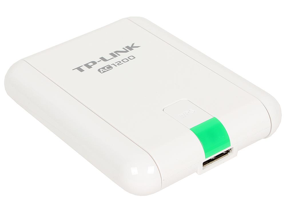 Адаптер TP-LINK Archer T4UH AC1200 Беспроводной двухдиапазонный сетевой USB-адаптер высокого усиления