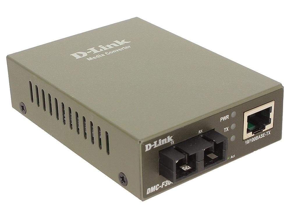 Медиаконвертер d-link dmc-f30sc/e медиаконвертер