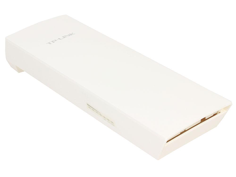 Точка доступа TP-LINK CPE220 2,4 ГГц 300 Мбит/с 12 дБи Наружная беспроводная точка доступа tp link tl ap300s dc 300m беспроводная точка доступа панель 86 бизнес класса доступа отель villa wifi