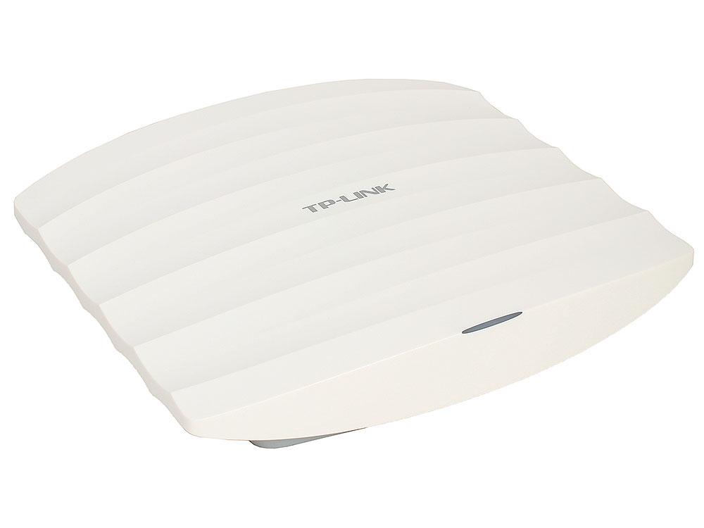 Точка доступа TP-LINK EAP330 AC1900 Беспроводная двухдиапазонная гигабитная потолочная точка доступа tp link tl ap300s dc 300m беспроводная точка доступа панель 86 бизнес класса доступа отель villa wifi
