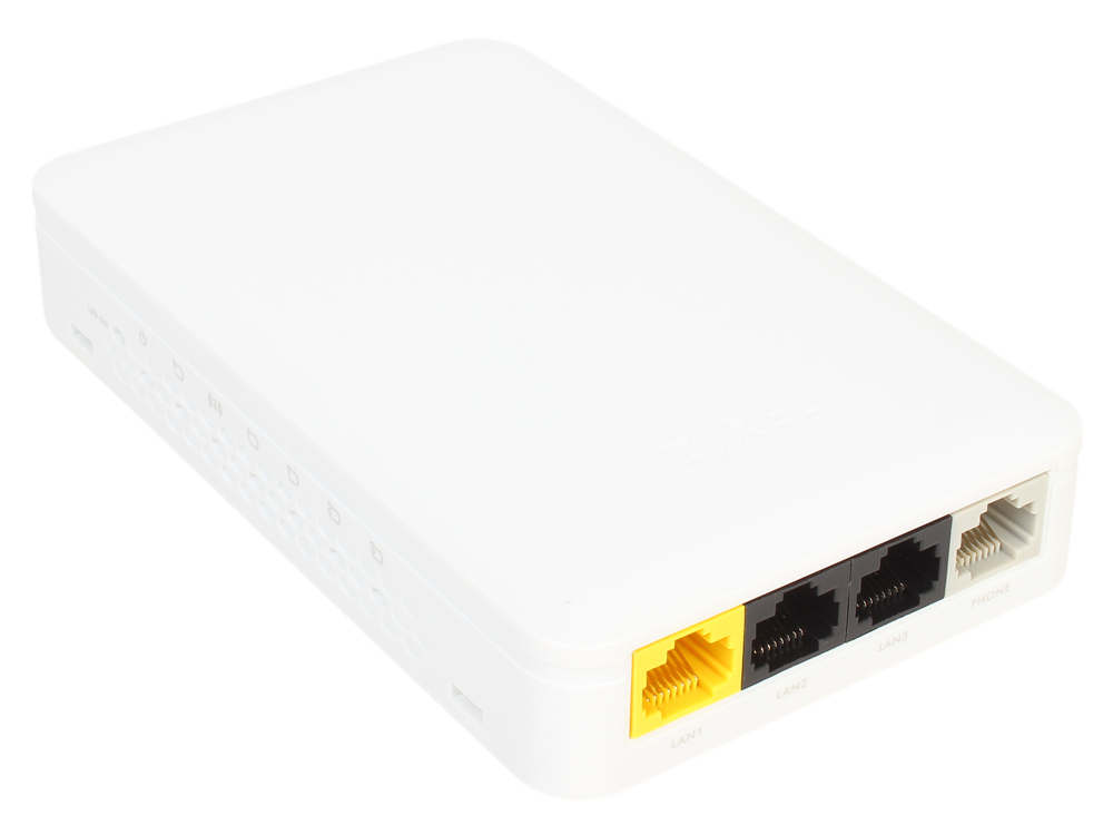 Точка доступа ZyXEL NWA5301-NJ Настенная точка доступа Wi-Fi 802.11b/g/n со встроенным PoE-коммутатором и телефонным портом для инфраструктуры гостини wi fi точка доступа zyxel keenetic iii