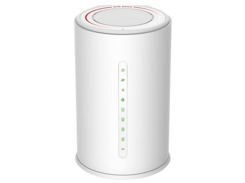 Беспроводной маршрутизатор D-Link DIR-620A/A1A 802.11n 300Mbps 4xLAN с поддержкой 3G/CDMA/LTE и USB-