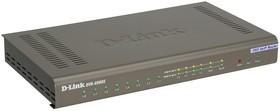 Голосовой шлюз D-Link DVG-6008S/B1A Голосовой шлюз с 8 FXO-портами, 1 WAN-портом 10/100Base-TX и 4 LAN-портами 10/100Base-TX