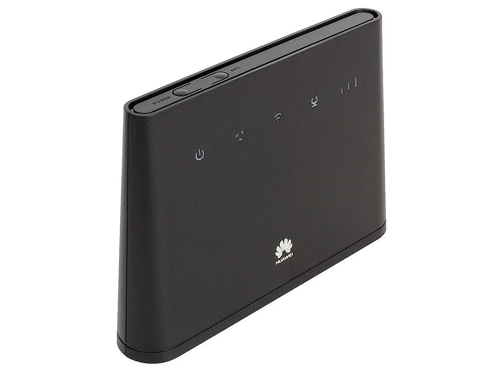 Маршрутизатор LTE Huawei B310S-22_B Беспроводной маршрутизатор 4G/LTE 300 Мбит/с 1xLAN черный