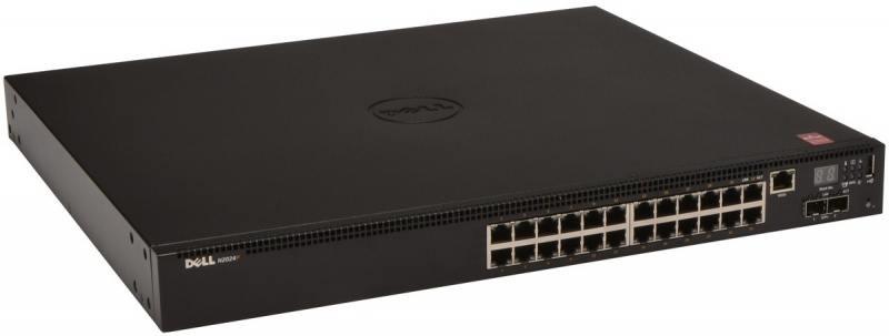 Коммутатор Dell Networking N2024 N2024-ABNV-01 недорго, оригинальная цена