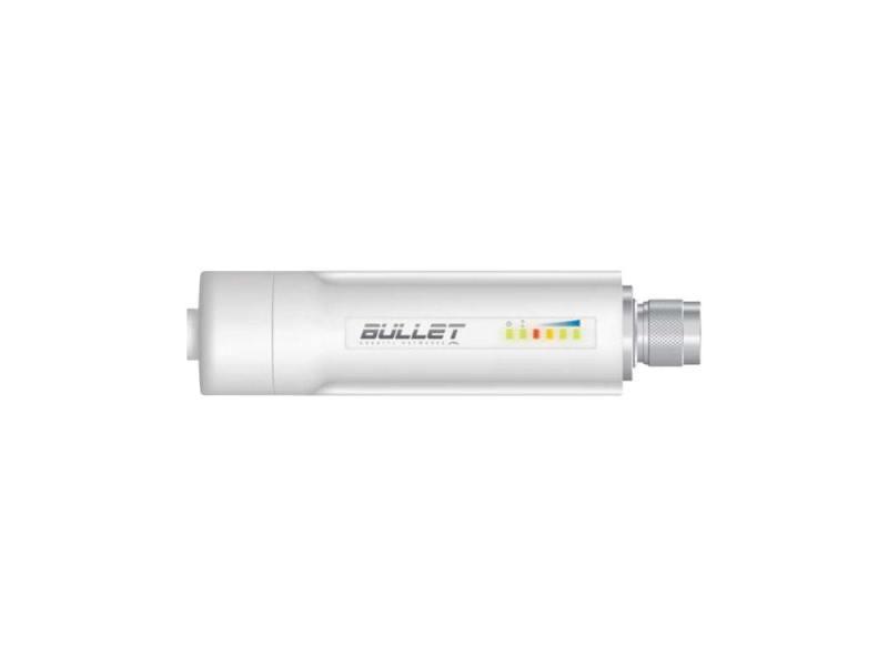 Точка доступа Ubiquiti Bullet M2 HP 802.11n 150Mbps 2.4GHz 28dBm разъем N BulletM2-HP ubiquiti airrouter 802 11bgn 150mbps 2 4 4xlan usb usb