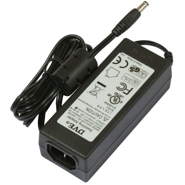Блок питания Mikrotik 24HPOW High power 24V 2.5A Power Supply блок питания mikrotik 24hpow high power 24v 2 5a power supply