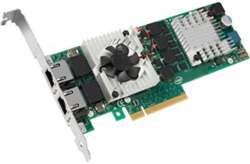 Сетевой адаптер Dell X540 PCI-E 10/100/1000/10000Mbps 540-BBDU