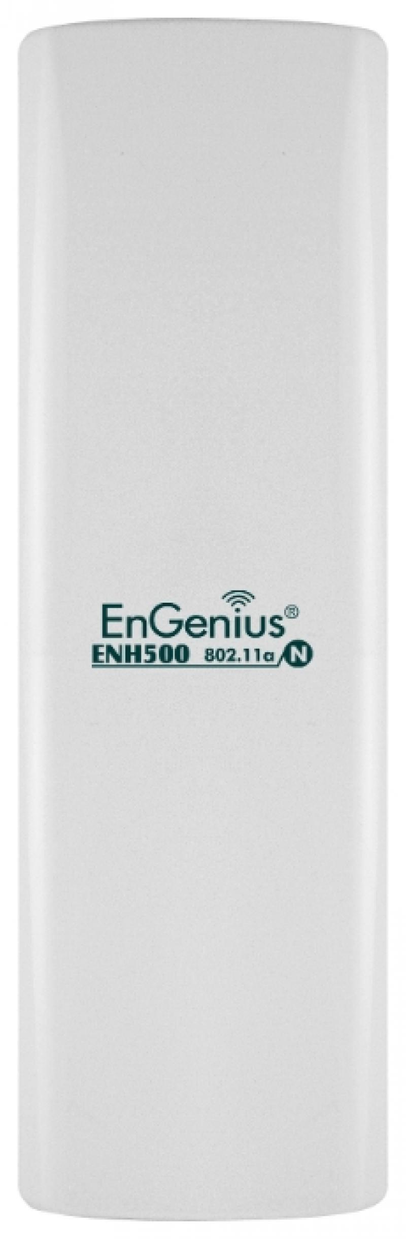 Точка доступа EnGenius ENH500 802.11bgn 300Mbps 5 ГГц 2xLAN RJ-45 белый