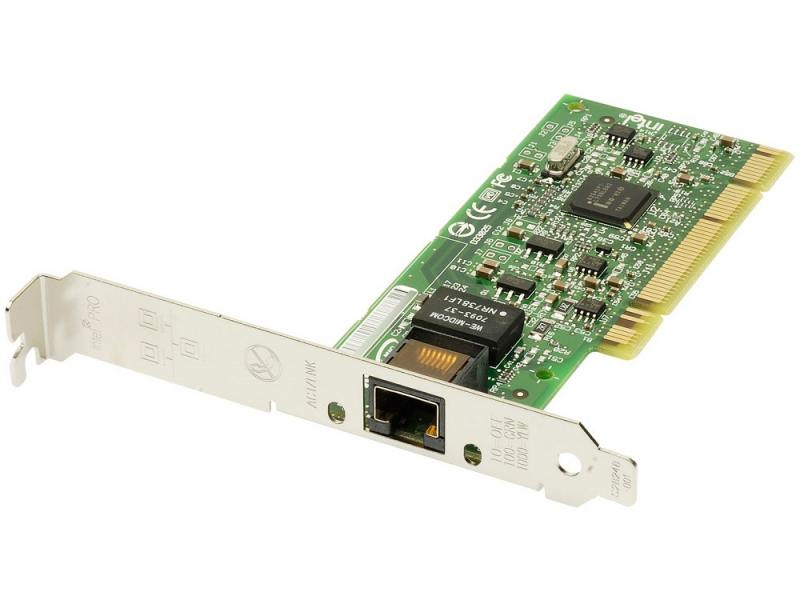 Сетевой адаптер Intel PWLA8391GT PRO/1000 GT Desktop Adapter PCI 10/100/1000Mbps OEM