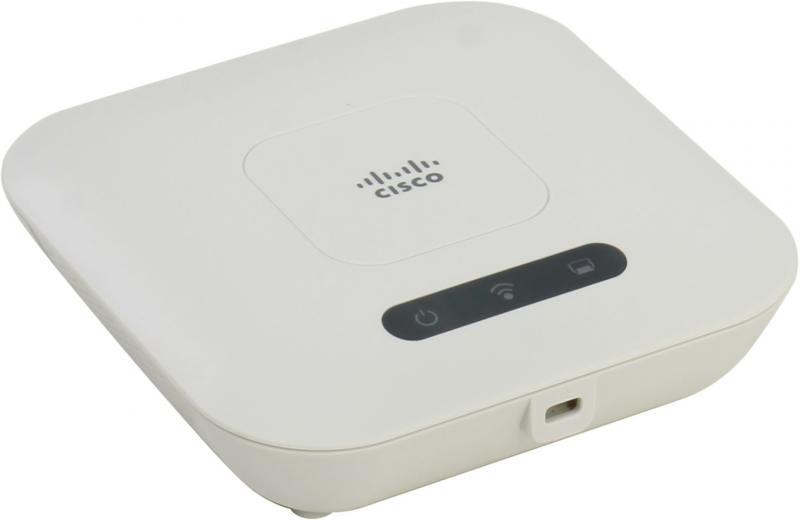 Точка доступа Cisco WAP121-E-K9-G5 802.11n 300Mbps 17dBm cisco srw248g4