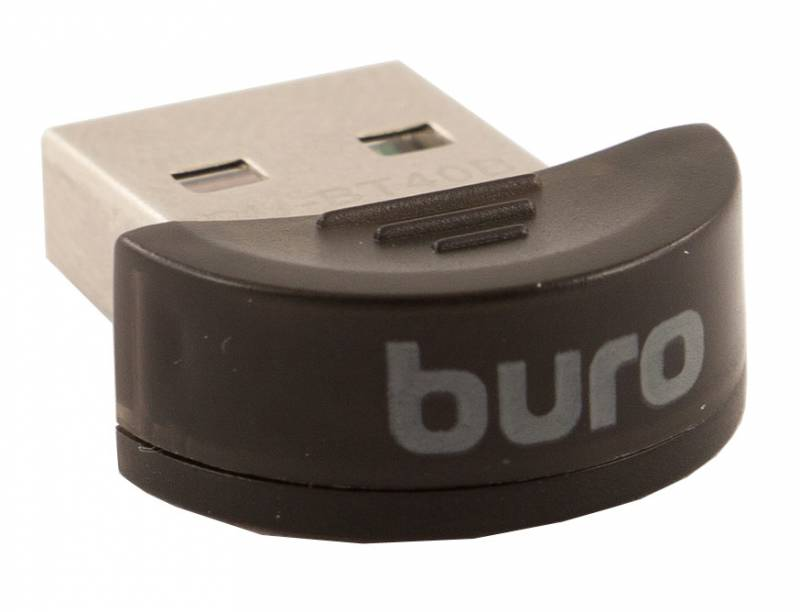 Беспроводной USB адаптер Buro BU-BT40B 3Mbps адаптер usb bluetooth v 2 1 buro