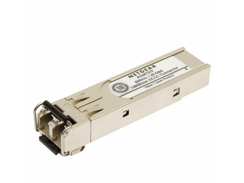 Netgear AGM731F 1000Base-SX Fibre SFP GBIC модуль for NETGEAR GSM7312, GSM7324, GSM7224, GS724T, GS7