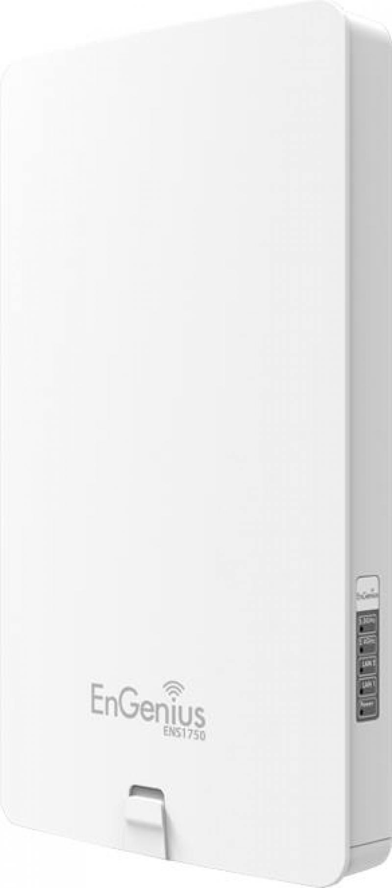 Точка доступа EnGenius ENS1750 802.11aс 1300Mbps 5 ГГц 2.4 ГГц 2xLAN белый