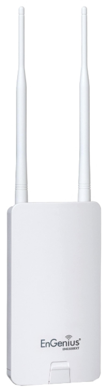 Точка доступа EnGenius ENS202EXT 802.11n 300Mbps 2.4 ГГц 2xLAN белый