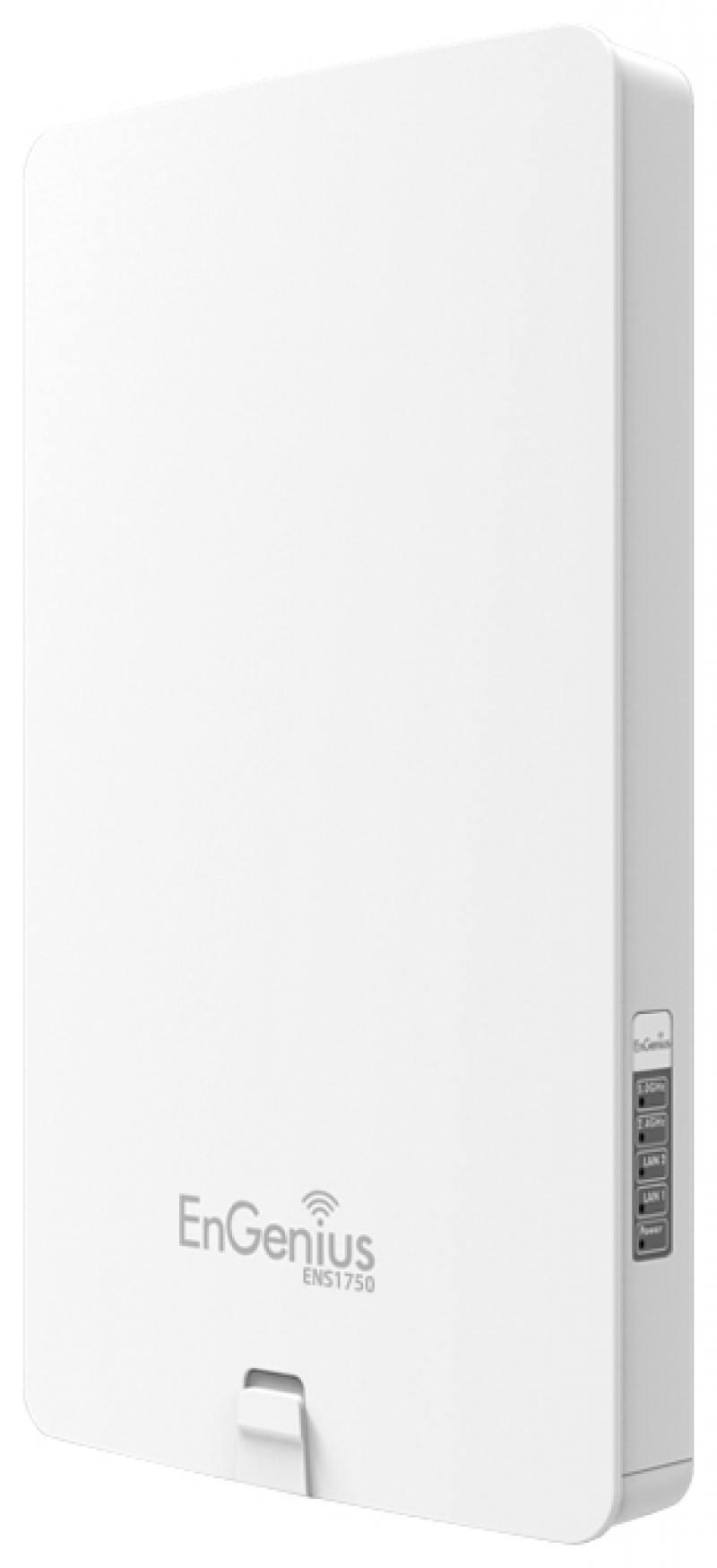 Точка доступа EnGenius ENS1200 802.11aс 866Mbps 5 ГГц 2.4 ГГц 2xLAN белый