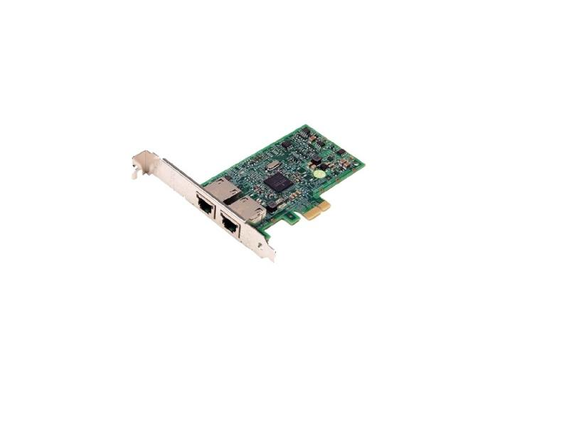 Сетевой адаптер Dell NIC Broadcom 5720 PCI-E 10/100/1000Mbps 540-11136 адаптер dell broadcom 5720 qp 1gb network daughter card 540 11146