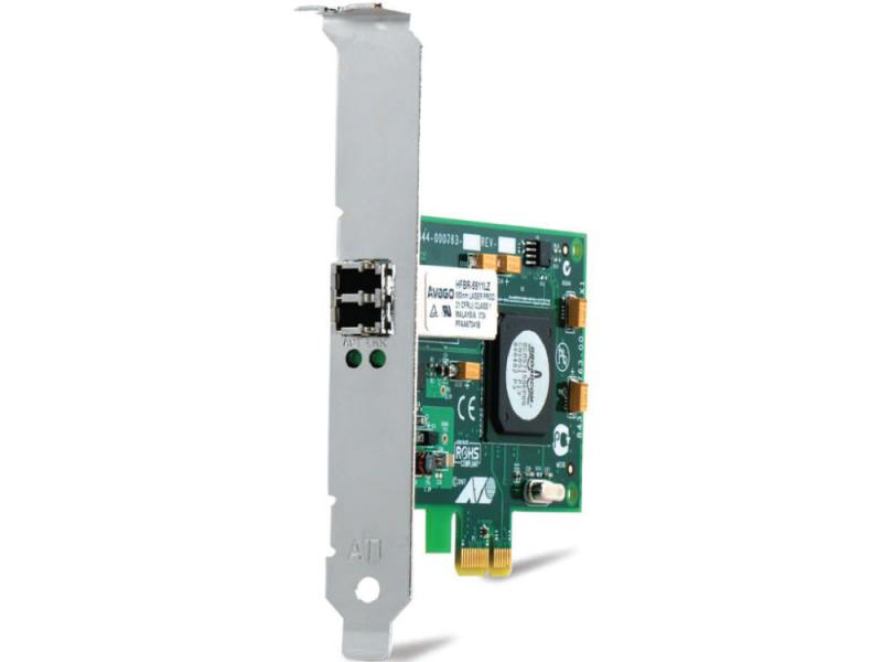 Сетевой адаптер Alied Telesis AT-2972SX-001 PCI-E 1000SX MMF LC adapter card