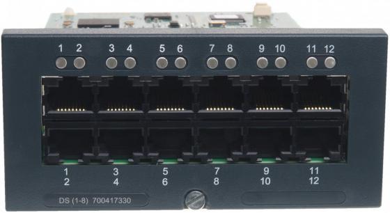 Модуль Avaya IPO 500 EXTN CARD DGTL STA 8 700417330 модуль avaya ipo 500 rack mntg kit 700429202