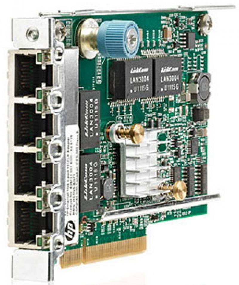 Сетевой адаптер HP 1Gb Ethernet 4P 331FLR 10/100/1000 Мбит/c PCI-E 629135-B22