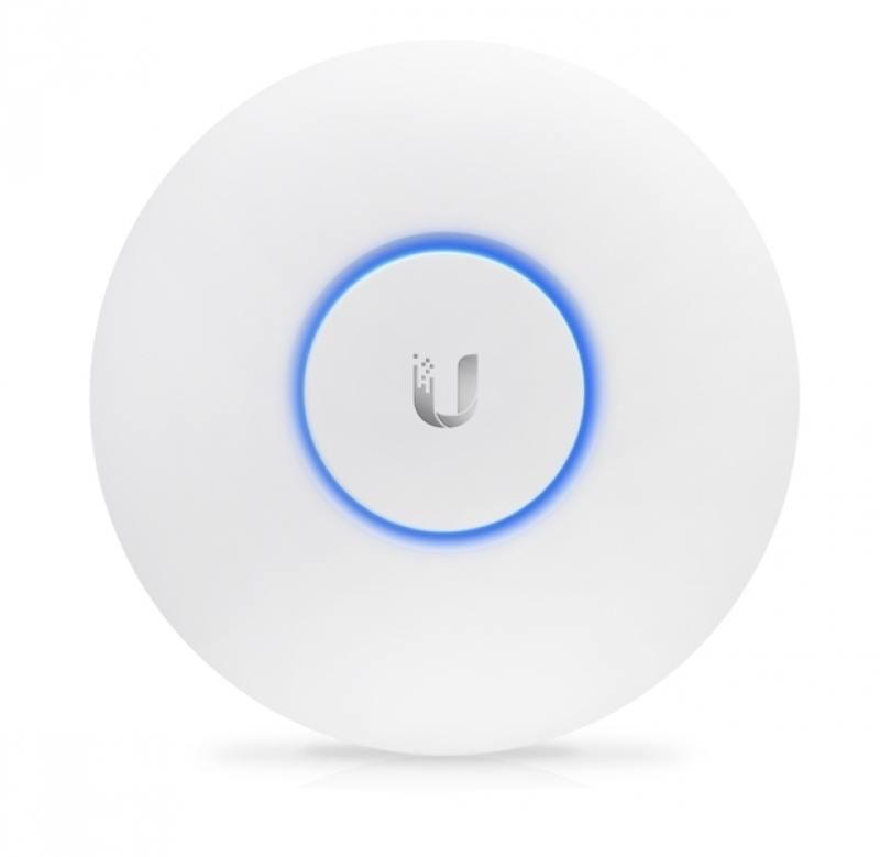 Точка доступа Ubiquiti UniFi AP AC LITE 802.11ac 1167Mbps 2.4 и 5GHz 1x1000Mbps LAN 160x31.45 mm ком