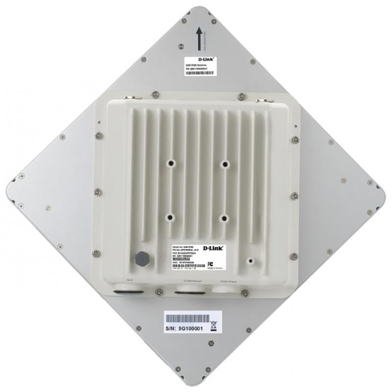 Точка доступа D-Link DAP-3760 802.11a 100Mbps 5GHz PoE