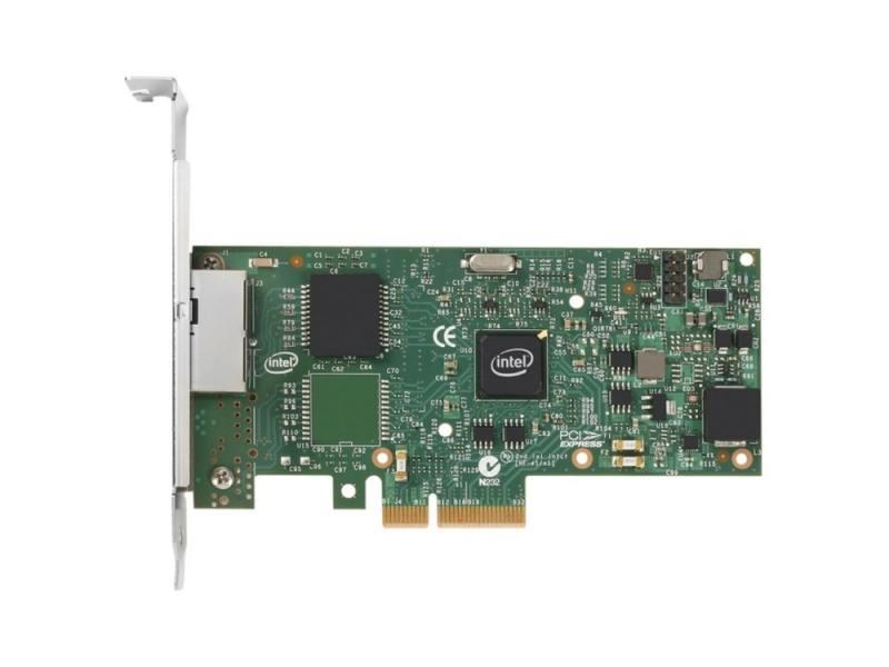 Сетевой контроллер Intel I350-T2