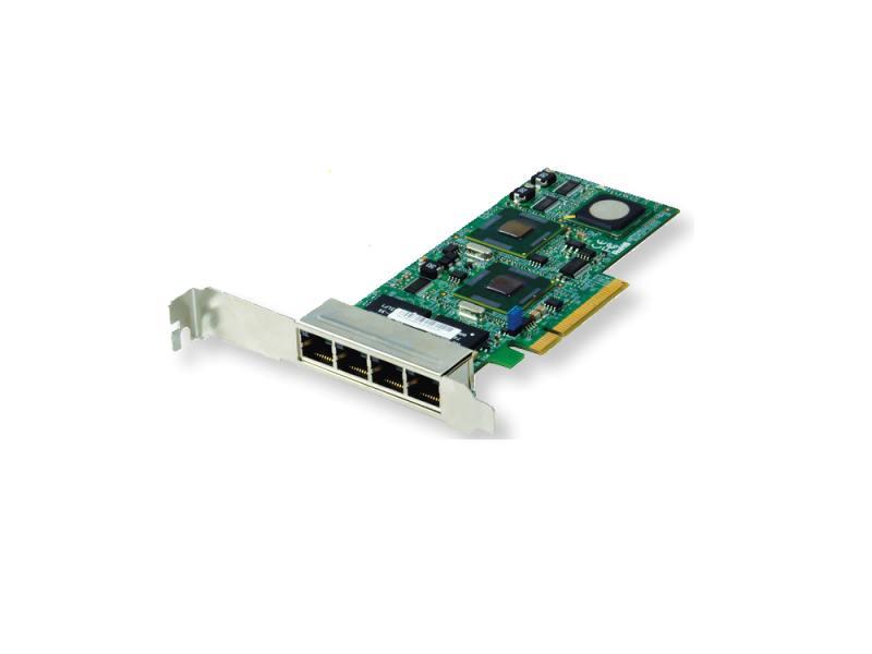 Сетевой адаптер SuperMicro AOC-SG-I4 10/100/1000 Мбит/c PCI-E 4xRJ-45 cake brooch