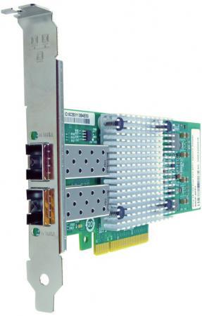 Сетевой адаптер Dell X520 DA/SFP+ PCI-E 10/100/1000Mbps 540-BBDR адаптер dell intel x520 dp 10gb da sfp server fh 540 bbdr