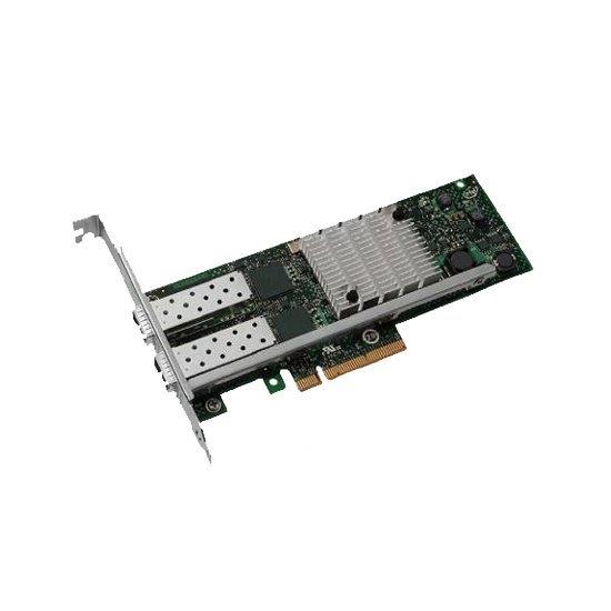 Сетевой адаптер Dell X520 DP DA/SFP + Server Adapter 10/100/1000Mbps 540-BBDW