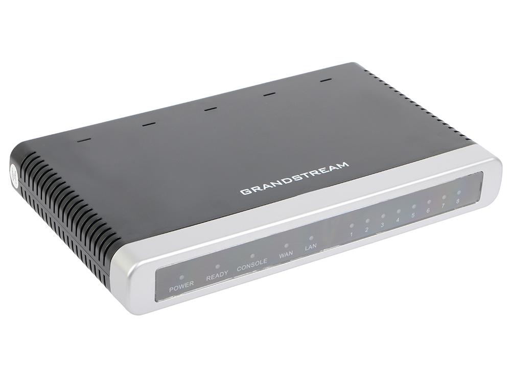 Шлюз VoIP Grandstream GXW-4008 8xFXS 2xEthernet 10/100Мб/с SIP БП roland m cube gxw
