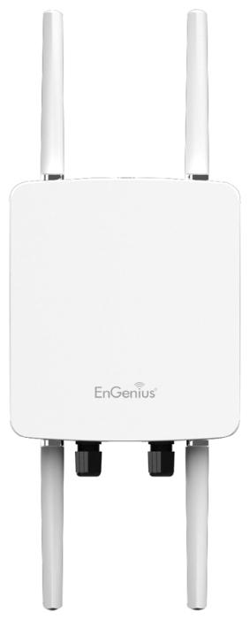 Точка доступа EnGenius ENH710EXT 802.11n 300Mbps 2.4 ГГц 5 ГГц 2xLAN PoE белый