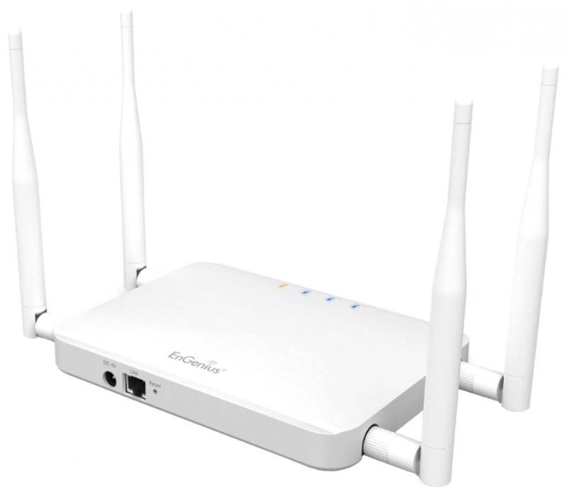 Точка доступа EnGenius ECB600 802.11n 600Mbps 2.4/5 ГГц wi fi точка доступа engenius ecb350 ecb350
