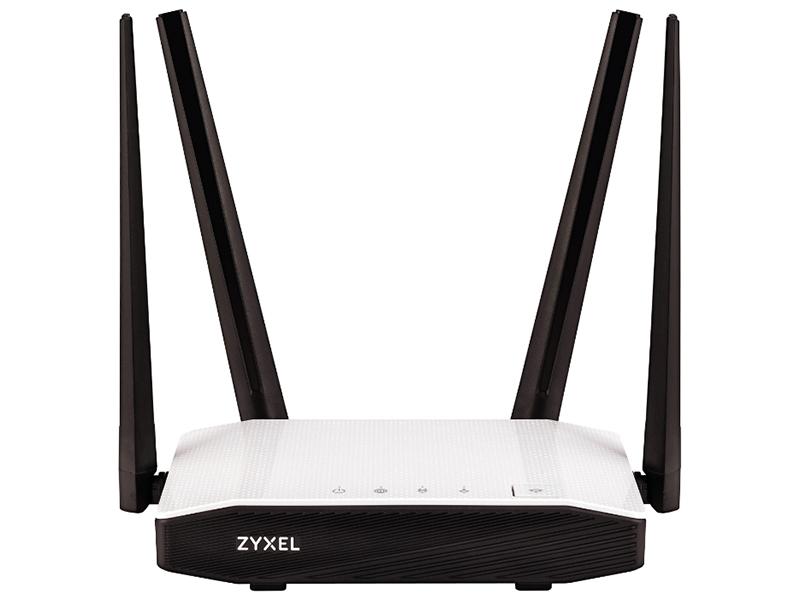 Интернет центр Zyxel KEENETIC AIR Wi-Fi AC1200 Интернет-центр для выделенной линии Ethernet 2 x 100 Мбит/c