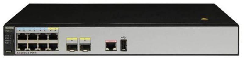 Коммутатор Huawei AC6005-8-8AP 8 портов 10/100/1000Mbps 2356816 от OLDI