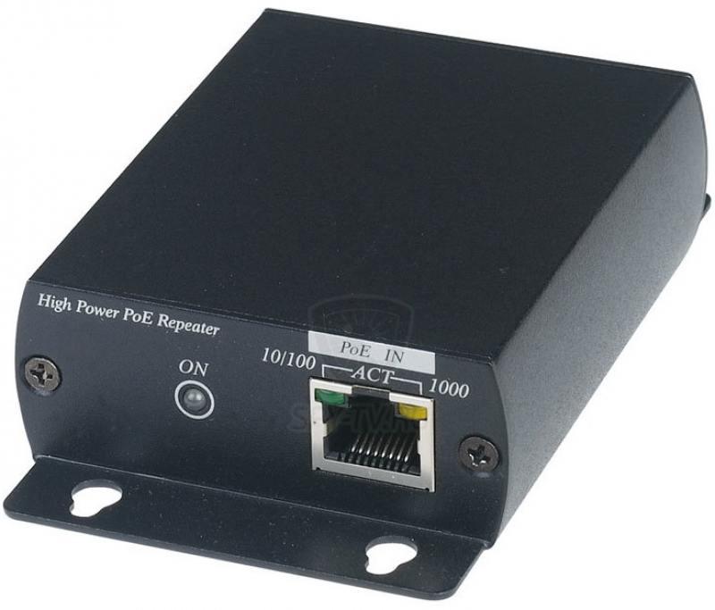 Удлинитель SC&T IP04X High PoE по витой паре до 240м удлинитель hdmi по витой паре 120м vconn