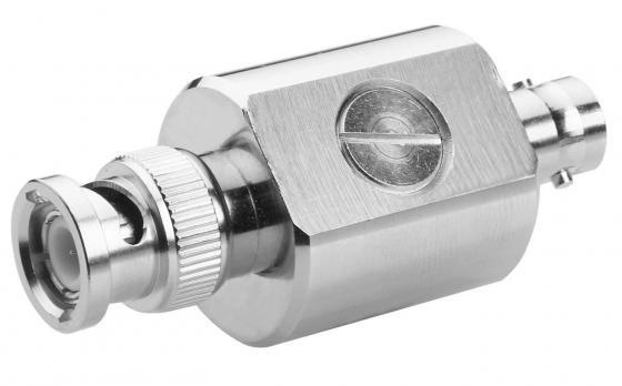 Устройство грозозащиты OSNOVO SP-RF/BNC для цепей 0-2ГГц BNC-папа и BNC-мама bnc п – винт металл