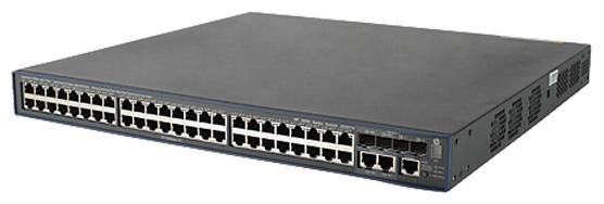 Коммутатор HP 3600 48 v2 SI управляемый 48 портов 10/100Mbps JG305B коммутатор hp e1910 8 poe управляемый 8 портов 10 100mbps poe jg537a