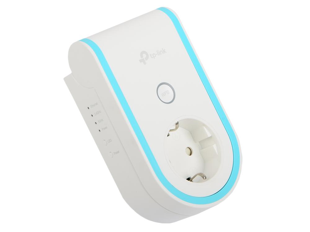 Усилитель сигнала TP-LINK  RE360 AC1200 Усилитель Wi-Fi сигнала со встроенной розеткой wi fi роутер tp link wbs510 wbs510